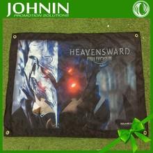 computer game Heaven sward Final fantasy banner flag