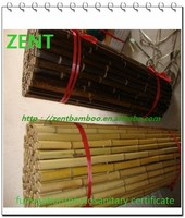 ZENT-6 Natural rolling bamboo fence