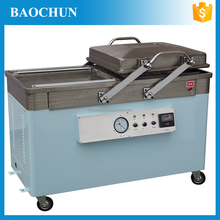 DZ5002SB automatic meat vacuum packaging machine for cooked food