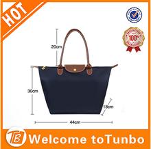 hot new product trendy waterproof nylon lady beach bag