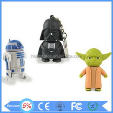 Hot selling stars war usb with free samples
