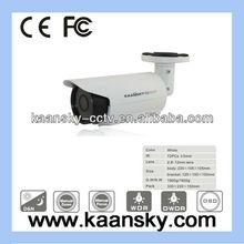 New designed 1/3' SONY super had ccd 650tvl color bullet cctv camera