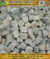 Cheaper paving stone flat cobble