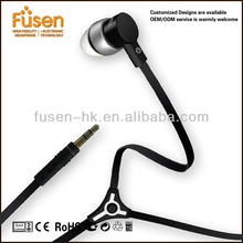 ML06 new design metal mobile phone earphone with good quality