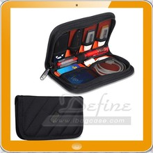 Electronics Accessories Case / USB Drive Shuttle / Cable Organizer Bag