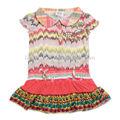 ( h2845) corea estilos de ropa niñas precioso vestido de algodón de bebé niña vestidos tutu