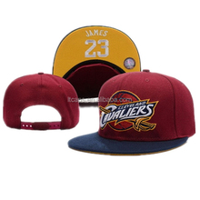 High class hip-hop about Basketball embroidery snapback caps and hats with logo