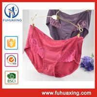 Hot sale plus Size Lingerie Sexy Short Panty Underwear For Women
