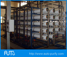 Industrial RO Desalination Plant Compact DI Water Systems