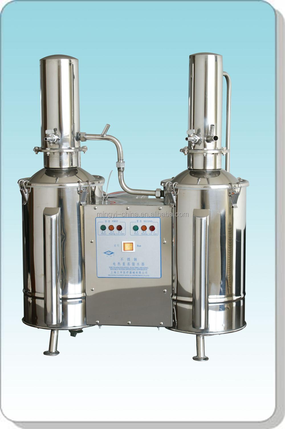 10l h distillatore di acqua elettrico con ce confermato for Rame vs cpvc per linee d acqua
