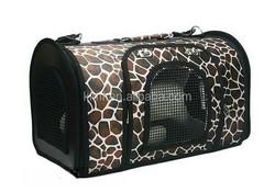 Lovely comfortable pet dog bag