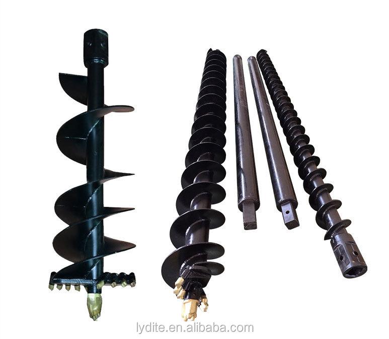 mini auger drilling machine