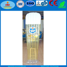 Promotion Inflatable Cup Float Raft, Inflatable Cup Shaped Mattress