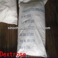 BV Certification of 99.5% Min Dextrose Mono Food Grade