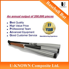 High Quality Composite Aluminum Carbon Fiber Baseball Bat
