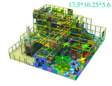 Newest/most popular/mini house kids playground game center