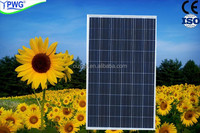 Competitive price poly 250w Solar panel for sale from China with TUV CE UL