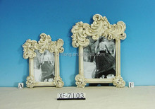 Trade Assurance $11000 6'x8' or customized sizes resin material handmade photo frames