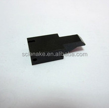 Black anodized finish hardware spare parts Cnc Aluminium Part