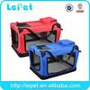 Travel Pet Carrier Bag soft sided dog crates