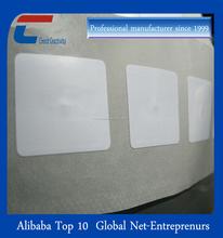 Aluminio auto adhesivo etiqueta rfid