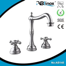 bathroom faucet parts/stainless steel basin faucet