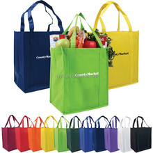 Large Atlas Non Woven Grocery Tote Bag