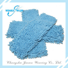 China new style replaceable magic microfiber mop head chenille cleaning products