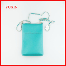 European professional custom wholesale cheap promotional PU leather single shoulder bag for women