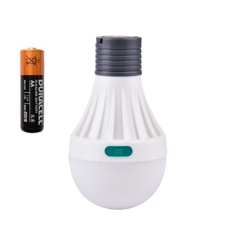 emergency light led bulb powered by aa battery led light. Black Bedroom Furniture Sets. Home Design Ideas