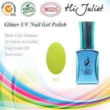 Latest Shine Sequins UV Gel Polish Nail Salon and Spa Supplies LED UV Nail Glue Kit Set Nail Art Products