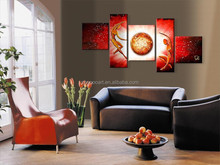 dream series modern abstract oil painting for wall decoration