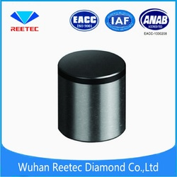 wuhan 1916 PDC cutter for diamond core drill bits,oil well drilling PDC cutter insert,PDC cutters for drill bit