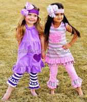 twins boutique giggle moon remake girls outfits for baby girls clothing sets stripe pant child kids outfits