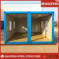 easy to assemble quakeproof container houses pictures