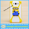 2015 Christmas custom cheap universal silicone bumper case for mobile phone &silicone phone frame