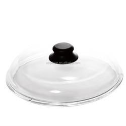 cookware part transparent G type glass lids