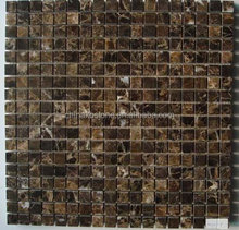 2015 new Village Natural Scene Marble Mosaic
