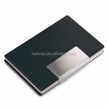 Professional Leatherette Business Name Card Holder for Executives