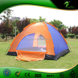 2015 the silver coated excellent quality quick outdoor pink camping tents