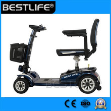 CE Approved / Certified 4 Wheel / 4-Wheel Self Balancing Two Wheeler Electric Scooter