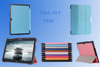 Stand Leather Case For Samsung Galaxy Tab 4 10.0 T530