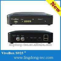 digital satellite receiver china Vivobox s925+ vivobox s926 PK azamerica s925 hd