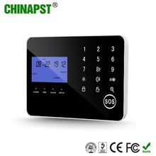 2015 Best China Factory Wireless GSM/PSTN dual network security burglarproof alarm home monitored security systems PST-PG994CQT
