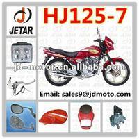 motocicleta repuestos para GENESIS HJ125-7