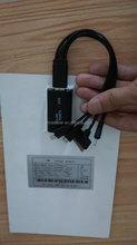mini flexible solar panel 6w 6v for mobile phone battery charger