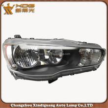 Superbright 12V Headlight Led Lancer Headlight 2008 OEM