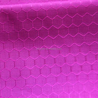 250D 100% polyester football ripstop oxford fabric