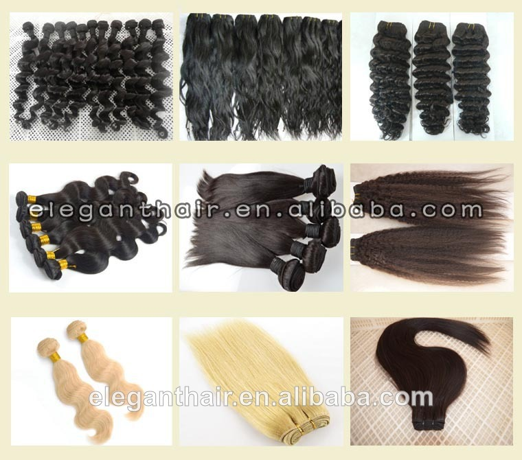 Wholesale Clip In Hair Extensions For White Women Human Hair