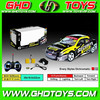 1/14 scale remote control PVC shape electric rc drift cars